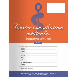 Dossier consultation médicales
